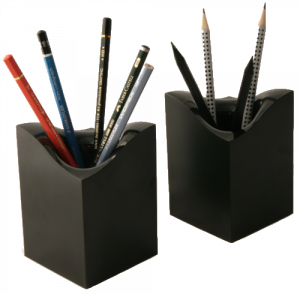 Faber-Castell Design pencil stand, open