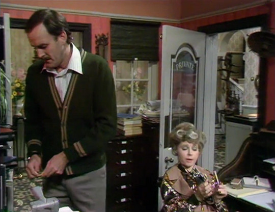 Fawlty Towers - Episode 4