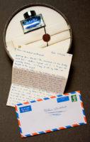 My Wanderlust letter