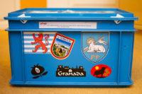 New sticker: Preston's coat of arms