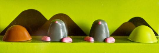 Mole pins