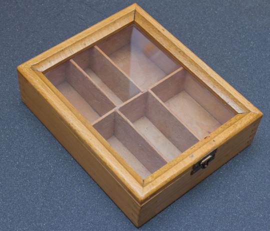 Sharpener box