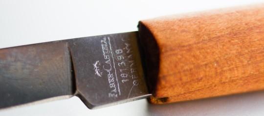 Faber-Castell erasing knife