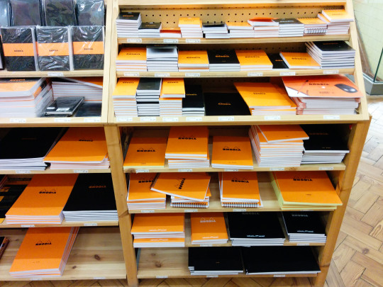 Rhodia at Fred Aldous