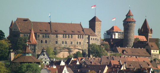 Burgraviate of Nuremberg