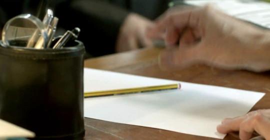 Juge Robin's pencil