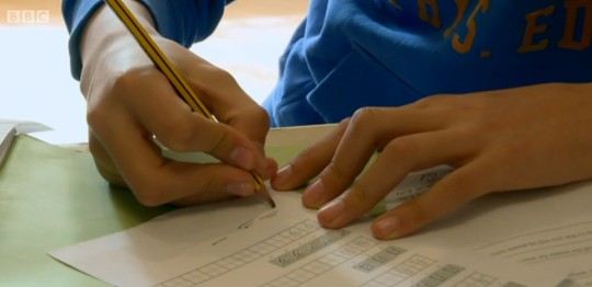 Are Our Kids Tough Enough? Chinese School (Image © BBC)