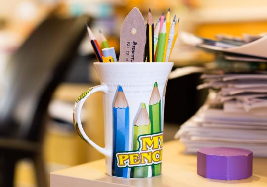 My Pencil mug