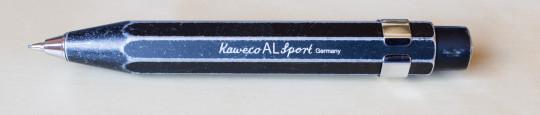 Kaweco AL Sport stonewashed pencil prototype