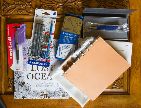 Drool, so much nice stationery