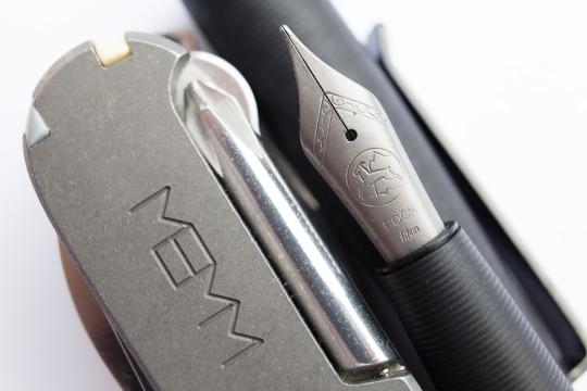 Titanium knife and titanium pen