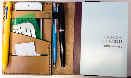 Maximising pen storage while staying jeans pocket friendly