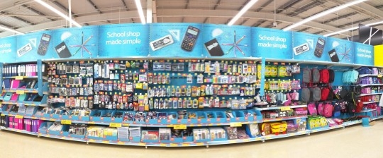 Stationery offers in Tesco