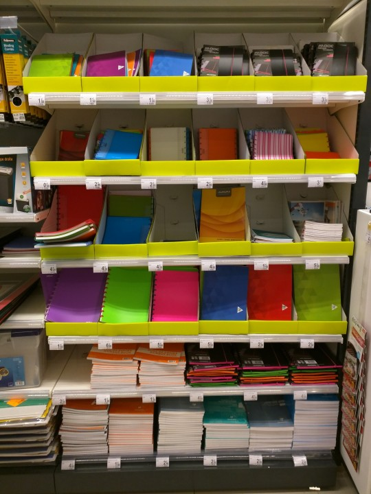 Atome-style notebooks