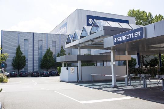 Staedtler factory tour
