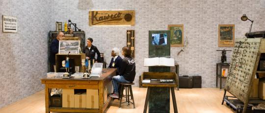 Kaweco stand