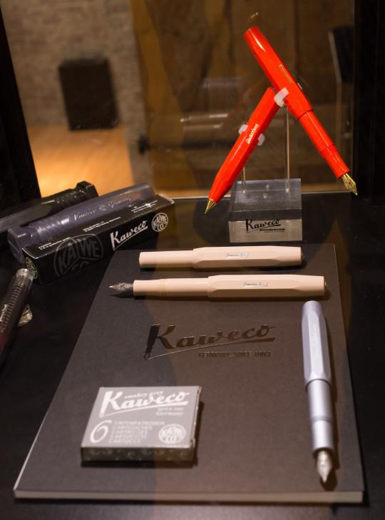 Kaweco new pens
