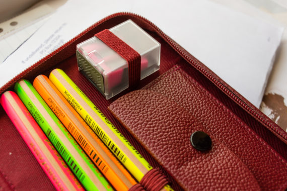 ...in my Eberhard Faber pencil case