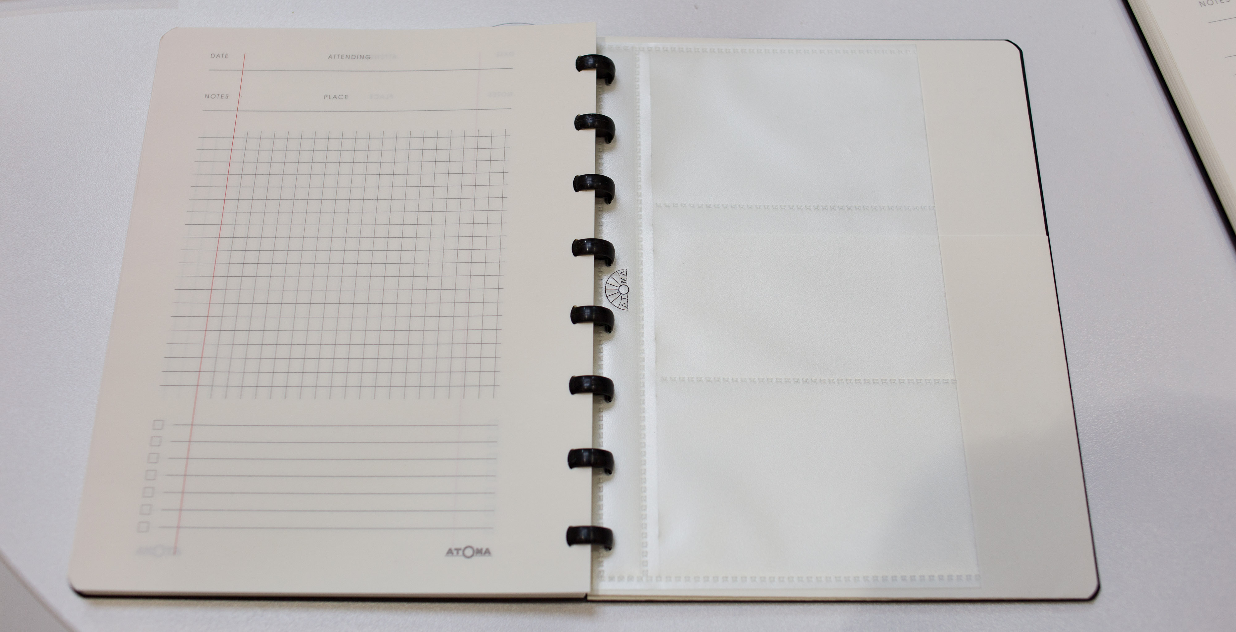 or rings created organized img notebook hobonichi inserts my i life