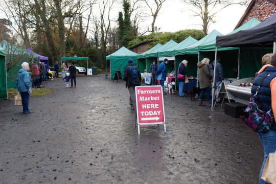 Cuerden Valley Farmers Market