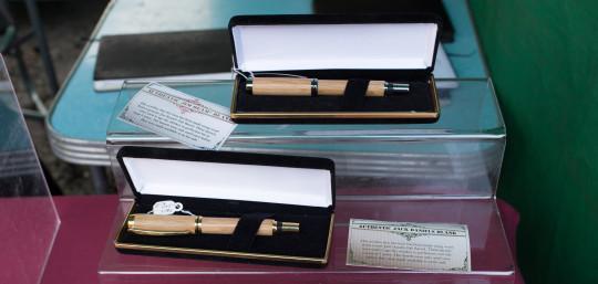 Whiskey pens