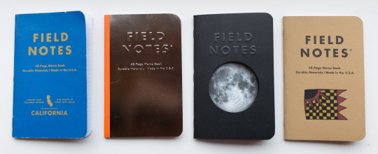 four-field-notes