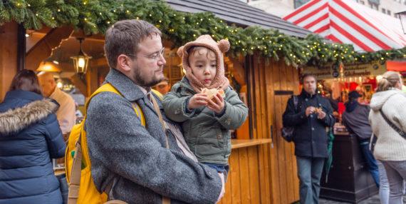 At Nuremberg's Christmas market