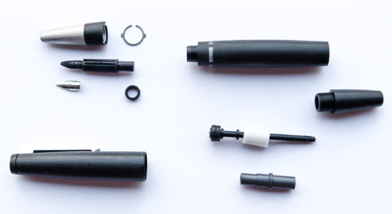 Lamy 2000 exploded view
