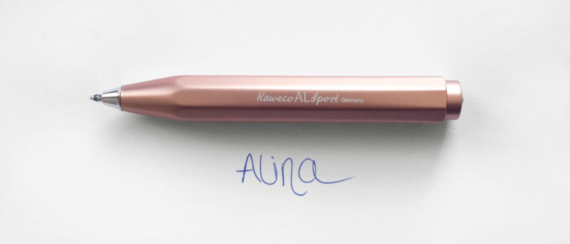 Kaweco AL Sport rose gold