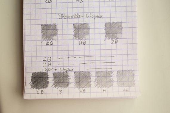 LYRA ROBINSON BLEISTIFT 3=H