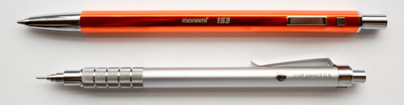 Mechanical Pencil Day is here! Bleistift